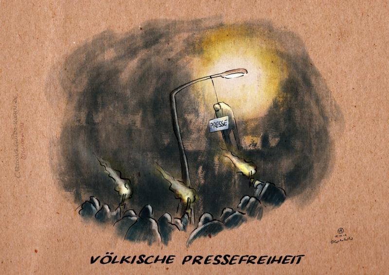 Völkische Pressefreiheit